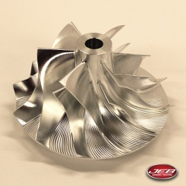 Billet 63.5 Compressor Wheel