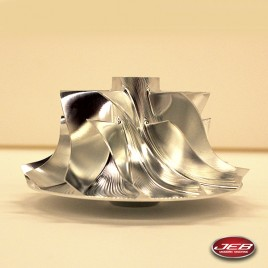 Billet 83MM Compressor Wheel