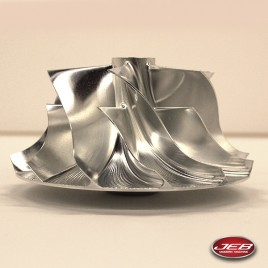 Billet 91MM Compressor Wheel