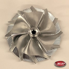 Billet 88MM Compressor Wheel